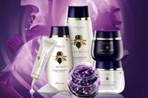 Oriflame Royal Velvet luxus arcápolók