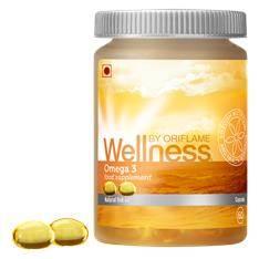Omega 3-zsírsavtartalmú étrend-kiegészítő kapszula