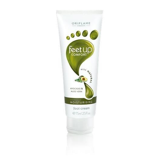 Feet Up Comfort hidratáló éjszakai lábkrém