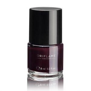 Oriflame Pure Colour körömlakk - Deep Plum