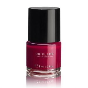 Oriflame Pure Colour körömlakk - Ruby Pink