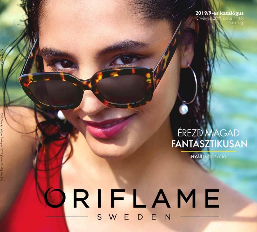 Oriflame következő 9-es katalógus