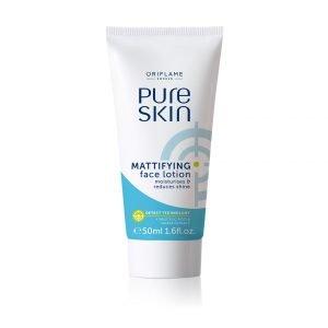 Pure Skin mattító arcápoló lotion