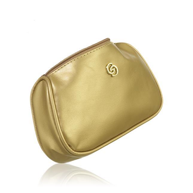 Giordani Gold aranyszínű kozmetikai táska