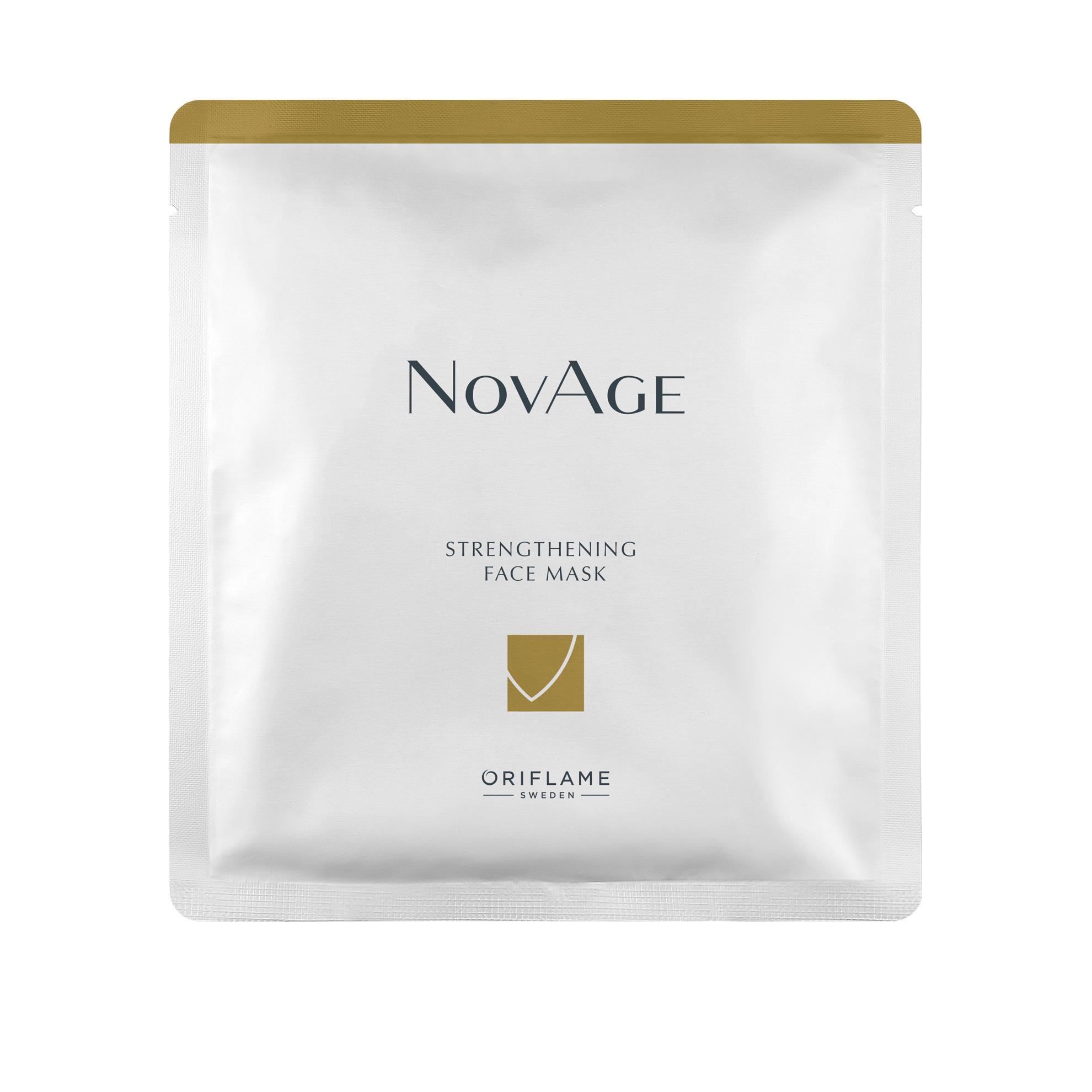 NovAge bőrerősítő arcmaszk