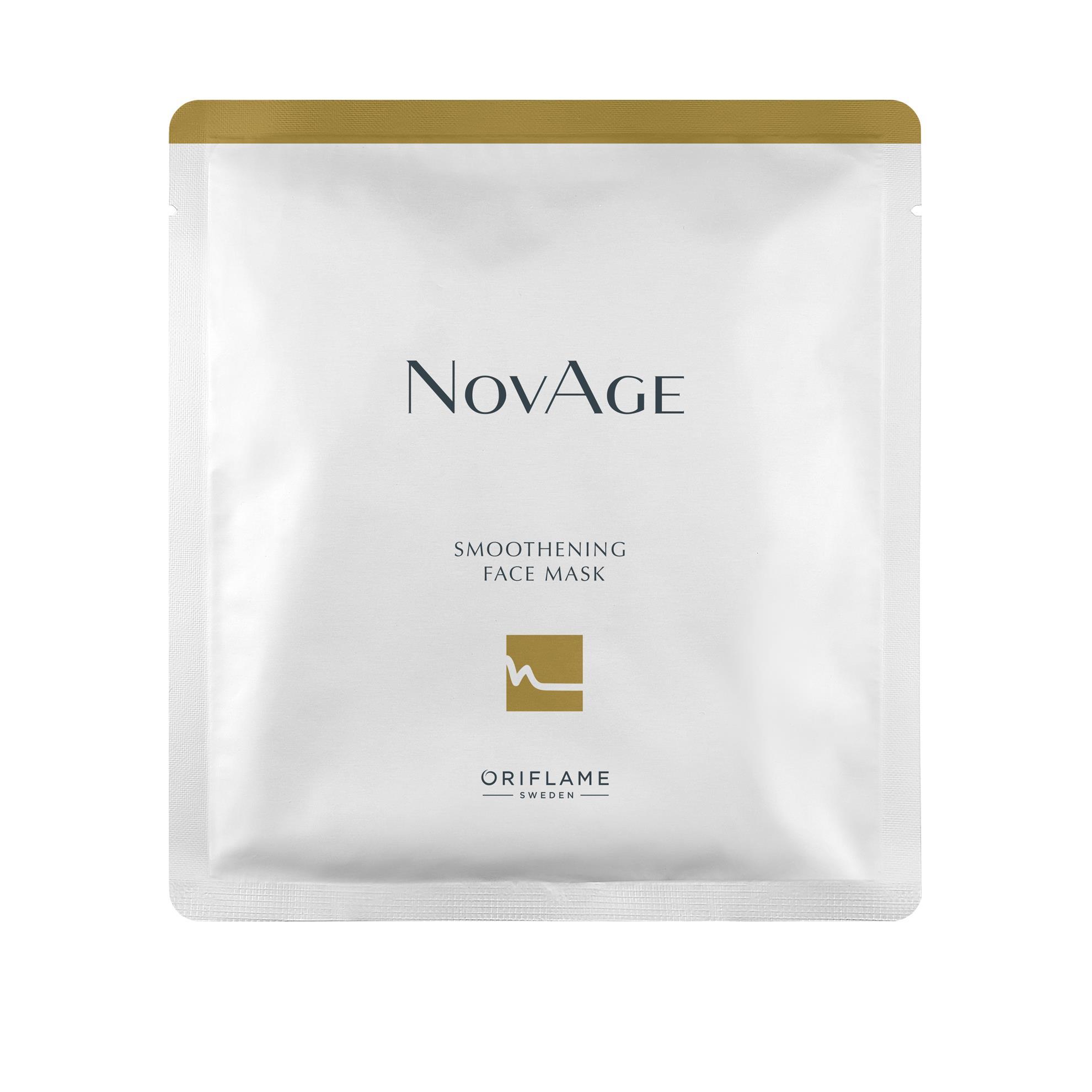 NovAge bőrkisimító arcmaszk