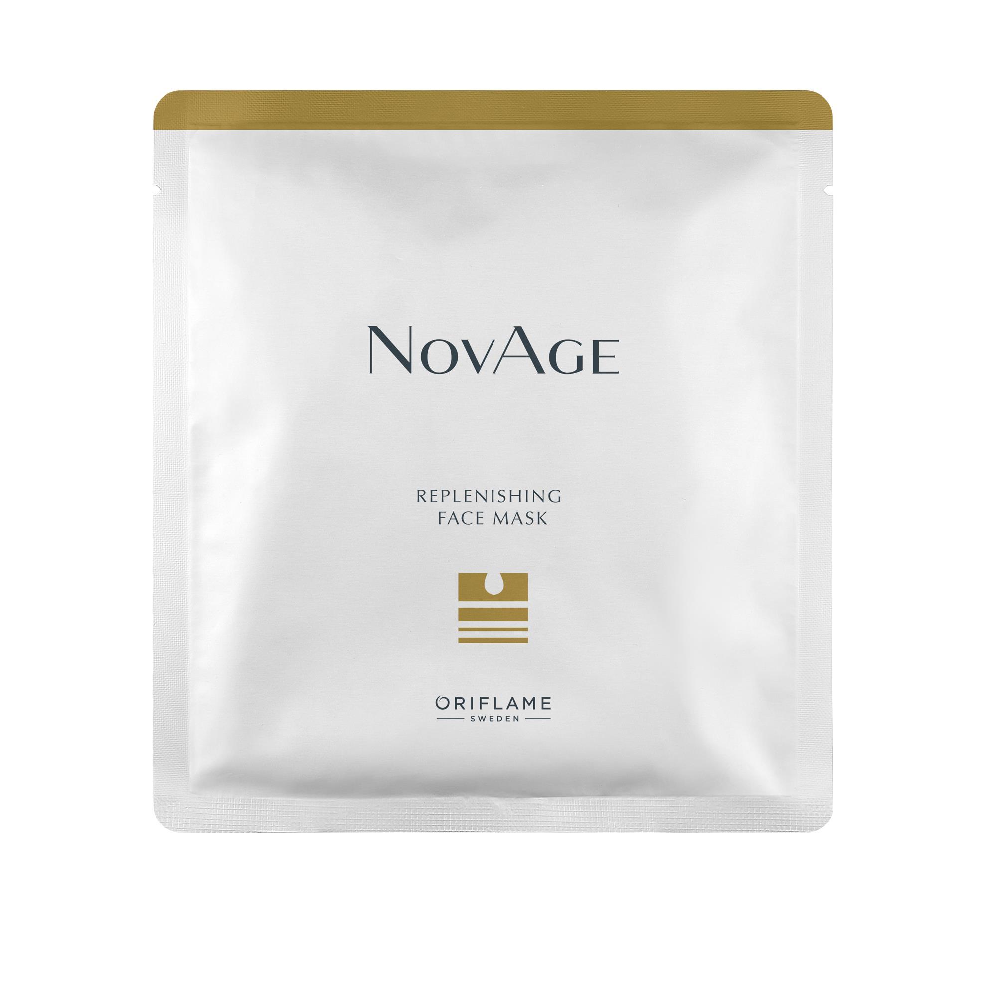 NovAge bőrmegújító arcmaszk