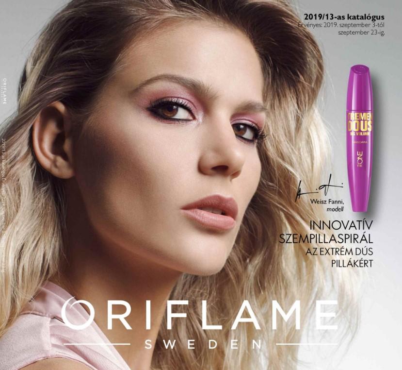Oriflame 13-as katalógus 2019