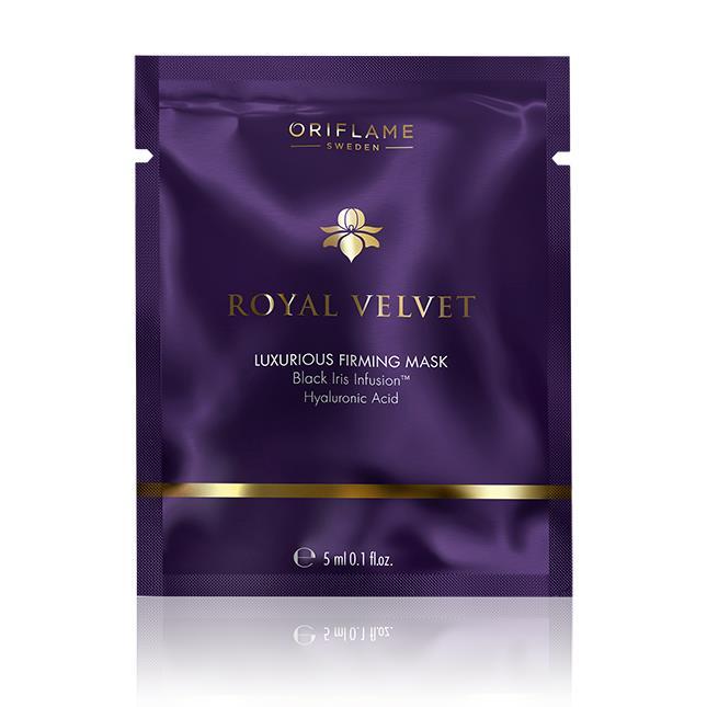 Royal Velvet bőrfeszesítő arcmaszk