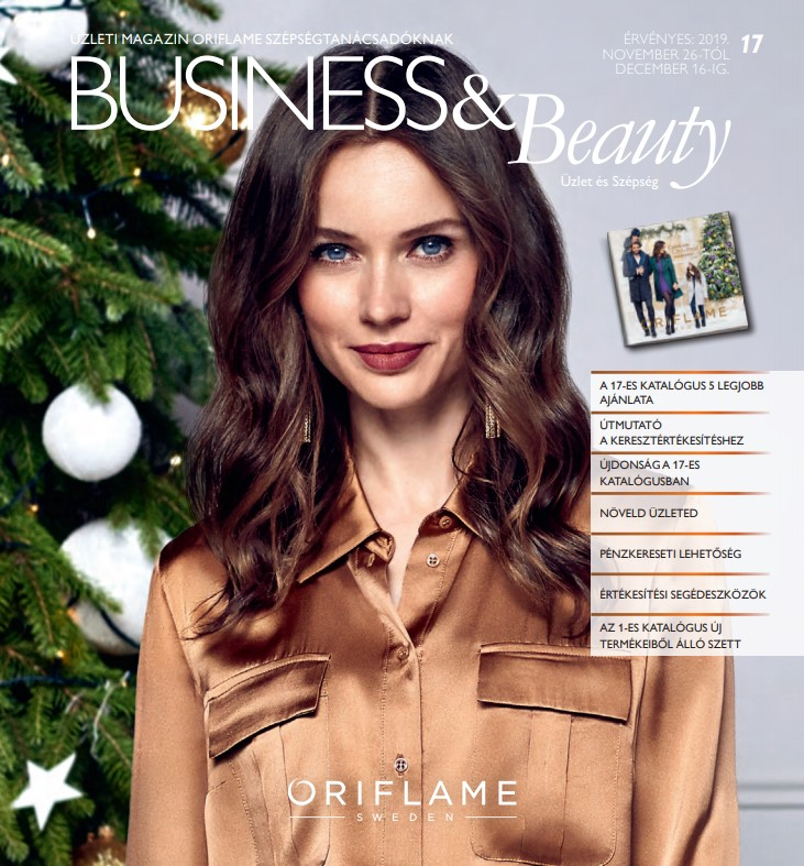 Oriflame Business & Beauty magazin 17-2019