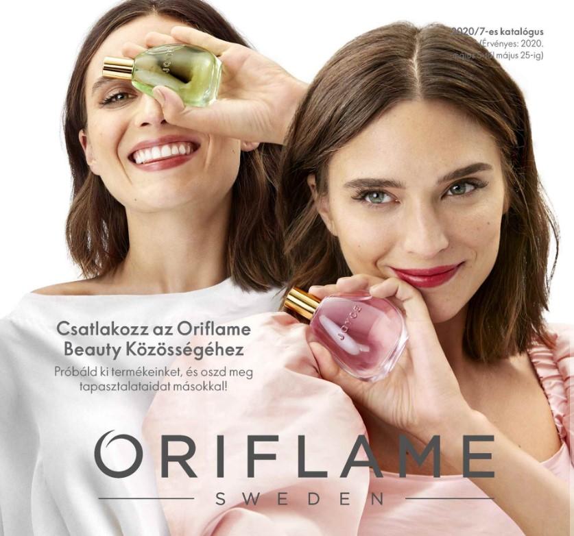 Oriflame aktuális 7-es katalógus