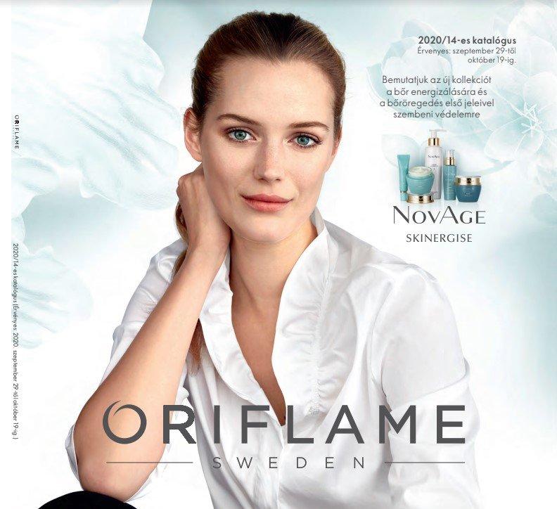 Oriflame aktuális 14-es katalógus