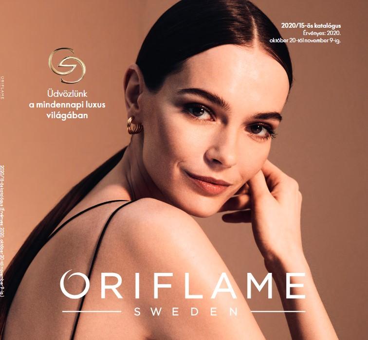 Oriflame következő 15-ös katalógus
