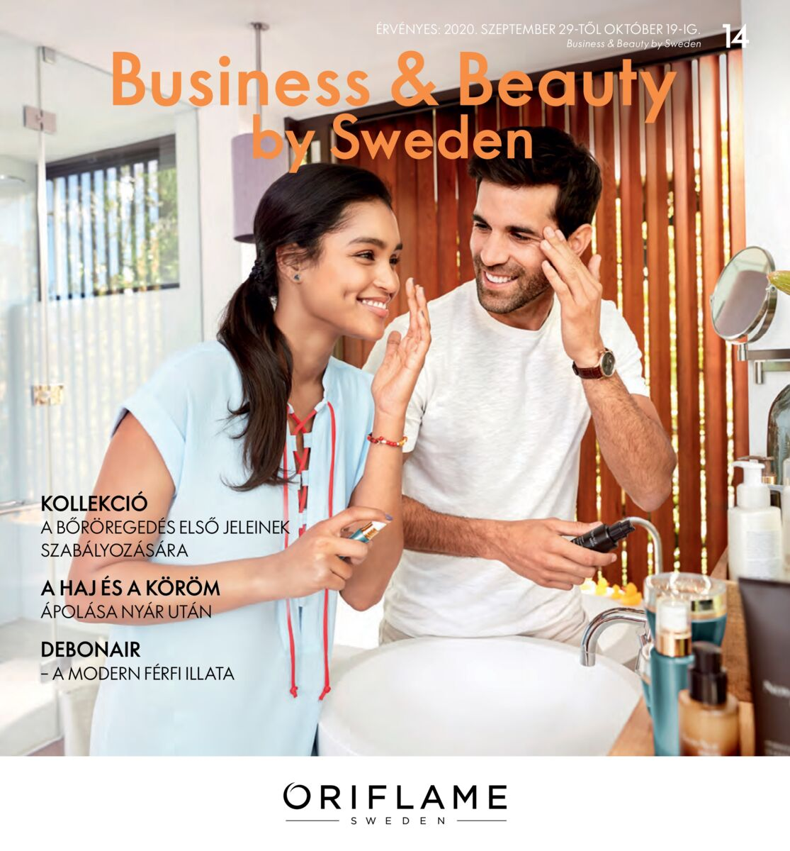 Oriflame Business & Beauty magazin 14-2020