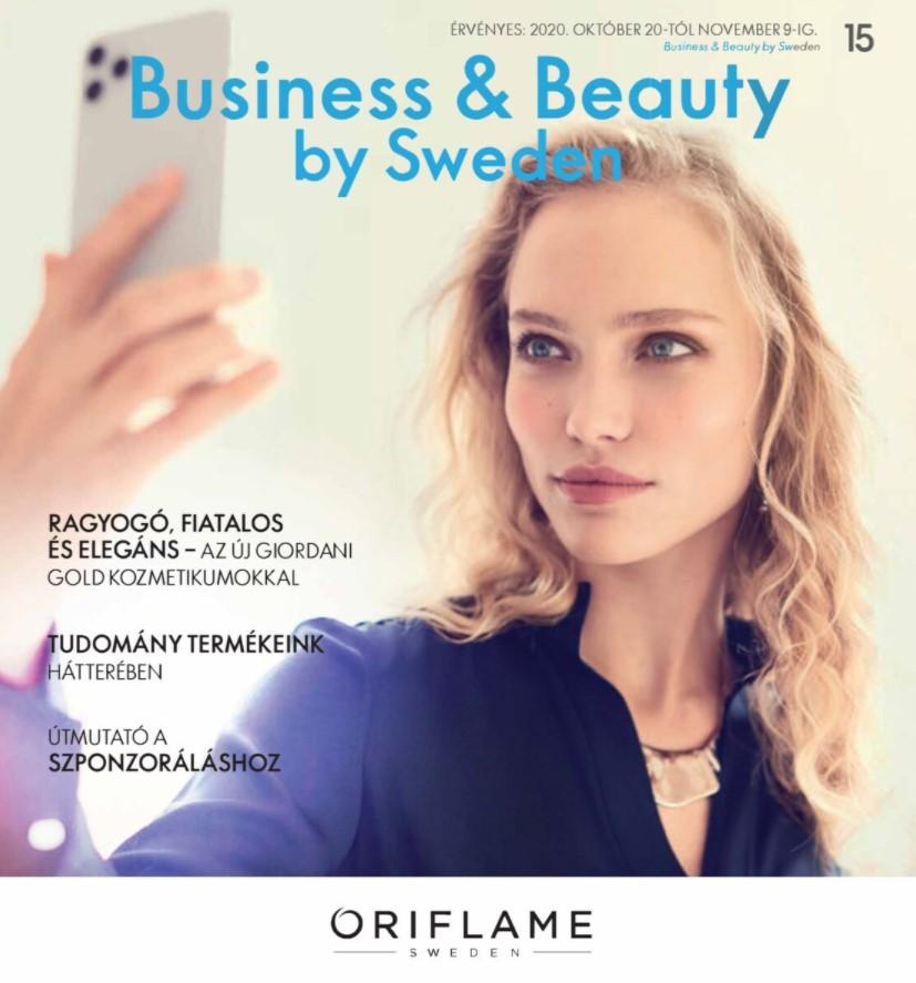 Oriflame Business & Beauty magazin 15-2020