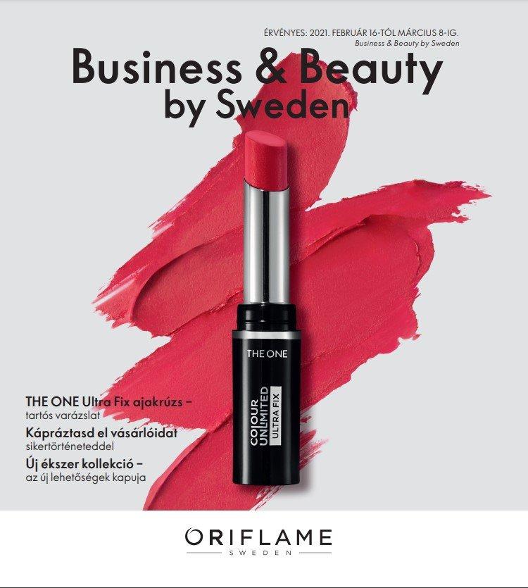 Oriflame Business & Beauty magazin 3-2021