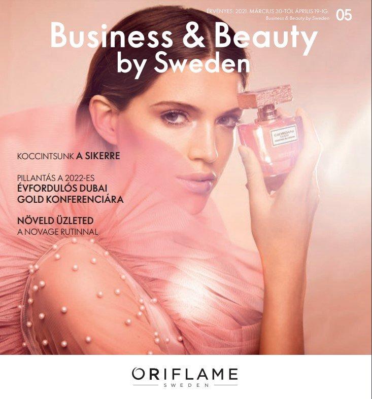 Oriflame Business & Beauty magazin 5-2021
