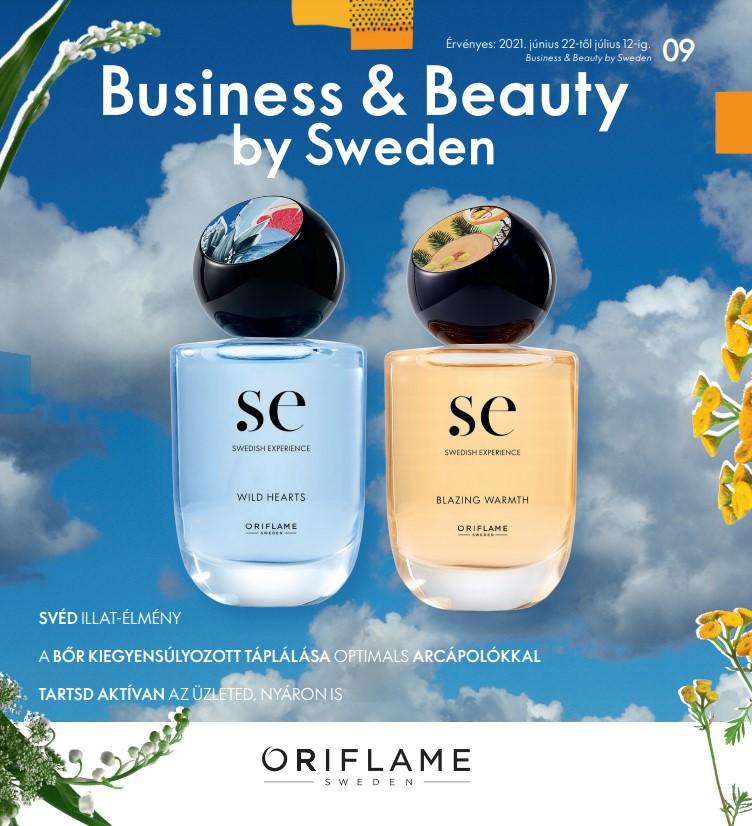 Oriflame Business & Beauty magazin 9-2021
