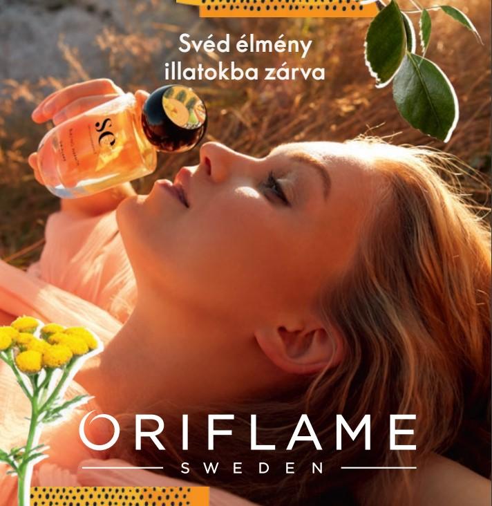 Oriflame aktuális 9-es katalógus