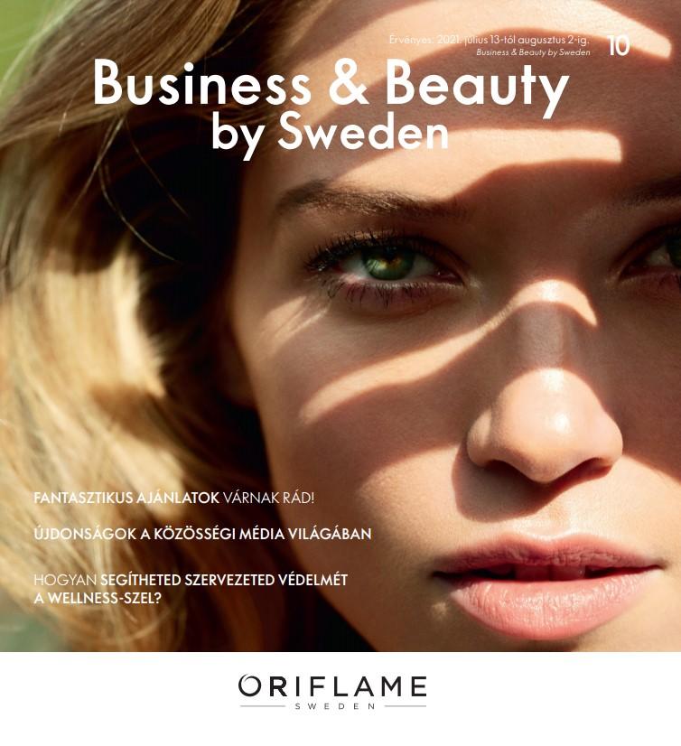 Oriflame Business & Beauty magazin 10-2021
