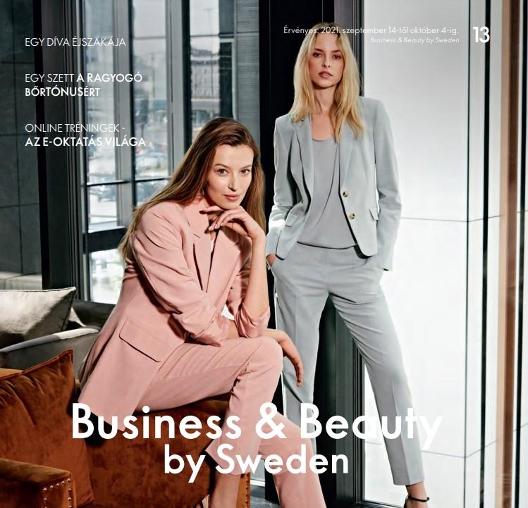 Oriflame Business & Beauty magazin 13-2021